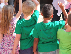 Kindergarten t shirts bedruckne